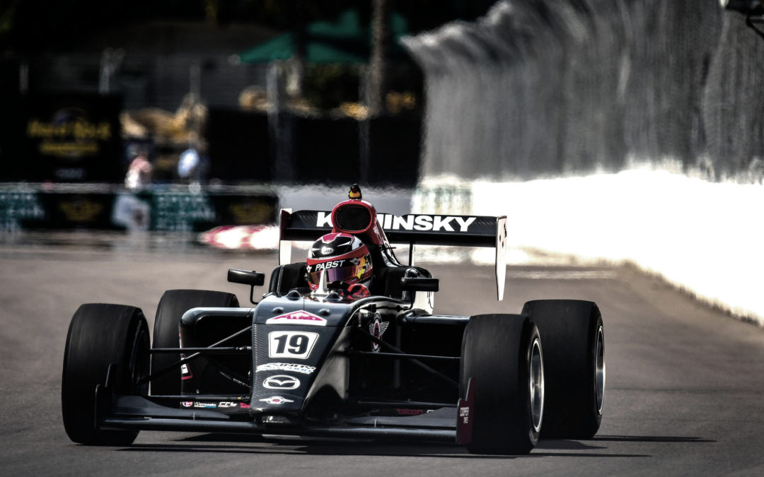 Kaminsky Returns to Indy Pro 2000 with Pabst in 2021