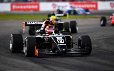 Top-Five Finish for Kaminsky at Firestone Grand Prix of St. Petersburg
